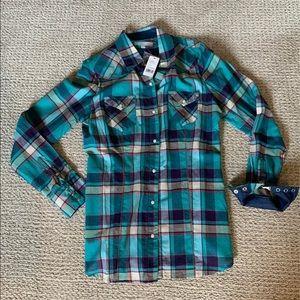 Tin Hual Western Shirt Cowgirl